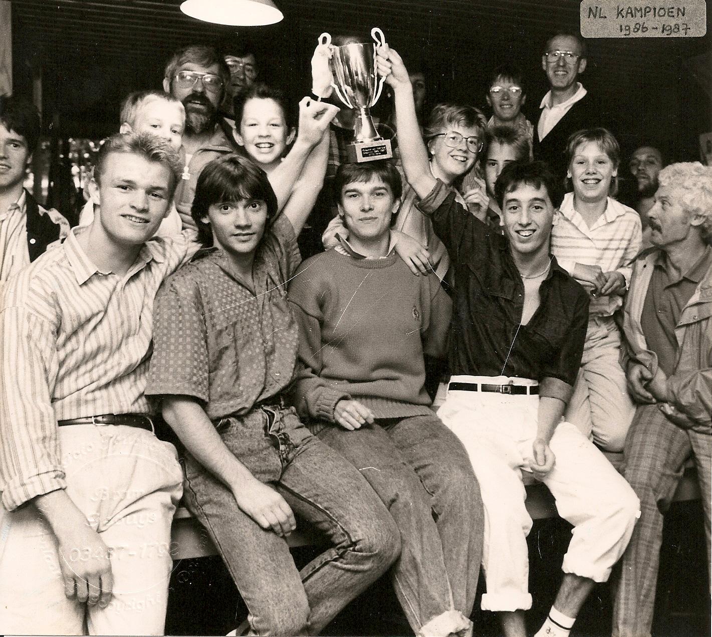 Geschiedenis-H1-Ned1.kampioen-1986-1987