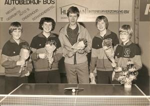 M1 1981 kampioen