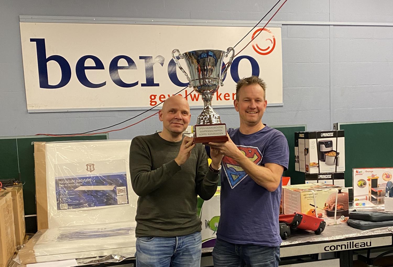 Koppelklaverjas winnaars 2019